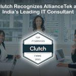 Clutch Recognizes AllianceTek as India's Leading IT Consultant